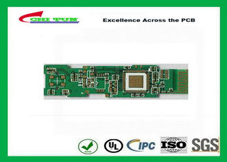 China Printed Circuit Board Electronic Bluetooth PCB 4 Layer White Silkscreen Supplier
