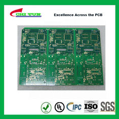 China Custom PCB Boards Multilayer Pcb Fabrication Aeronautics IMMERSION GOLD + HARD GOLD Supplier