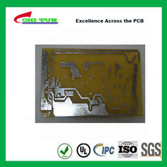 China Printed Circuit Board Manufacturing Securit And Protection With 1L FR4 2.35MM HASL Supplier