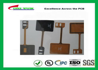 China Quick Turn PCB Prototypes FPC  with Surface Treatment - Ni / Au ENIG Polyimide high Tg polyimide Supplier