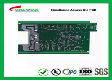 China Lead Free Single Sided PCB , One Layer PCB Board Surface Finish Hasl Supplier