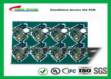 China 10 layers impedance blind buried PCB fr4tg170 1.4mm ShengYi material circuit board Supplier