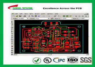 China PCB Engineering Services Design Schematic Capture Layout Supplier