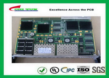China Electronics Components PCB Assembly Service BGA Assembly / Rework Capability Supplier