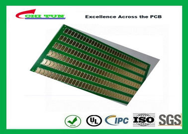 China Heavy Gold PCB Double Layer PCB 1.0mm FR4 IT180 Enig Quick Supplier
