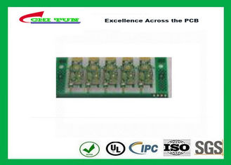 "China O-E Module Multilayer Printed Circuit Board 6 ;ayer  Gold Plated 30U"" Supplier"