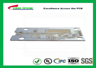 China LED PCB Board1.6mm Aluminum Circuit Board Power Supply PCB Board White Color Supplier