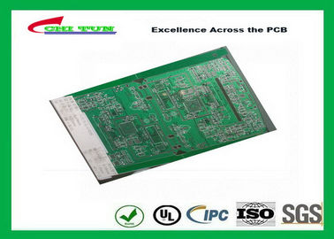 China 6 Layer PCB Stackup FR4 IT 150 1.6mm Lead Free HASL with UL ROHS Supplier