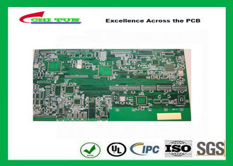 China Lead Free White Silkscreen Double Sided Circuit Board for TV Supplier