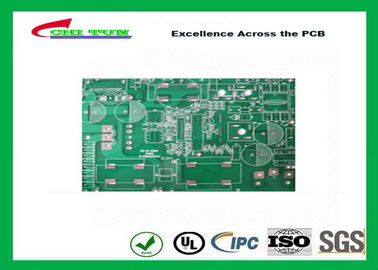 China 3 OZ Copper Printed Circuit Board Double Sided PCB FR4 2.0MM Controller PCB Supplier
