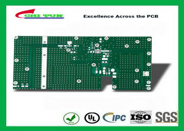 China Immersion Tin Surface Finished Single Sided PCB Board With One Layer Copper 35um Supplier