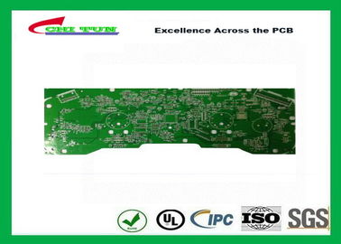 China Double side Car PCB Gold Plating with ISO9001, UL, ISO, SGS Supplier