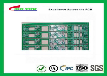 China LCD PCB Double Sided Manufacturer , Milling and Plating Half Holes Supplier