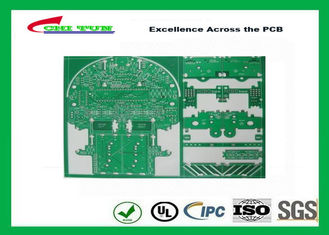 China Plated HALF Hole PCB Double Layer Approved Rohs Amplifier Equipment PCB Supplier