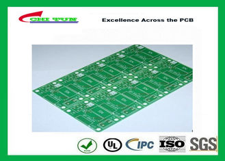 China Tamura Matte Green Single Sided PCB   1L FR4 1.6mm Immersion Gold PCB Supplier