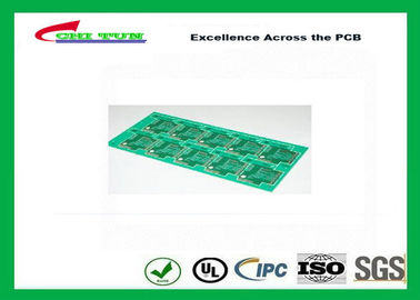China CEM-1 Material Single Sided PCB Panel  No X-out Allowed Lead free HASL PCB Supplier