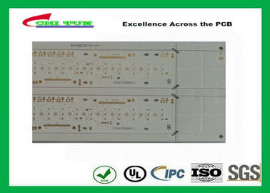 China Aluminum Core PCB Circuit Boards MCPCB  for high power LED applications Supplier