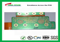 Rigid-Flexible Printed Circuit Board Assembly Quick Turn PCB Prototypes