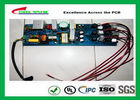Printed Circuit Board Assembly Pow PCB SMT PCB Assembly Services Automatic Lines