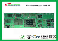 Multilayer Printed Circuit Board BGA 12 layer PCB High Quality Control PCB