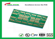 Long LED pcb with 2 Layer Aluminum Printed Circuit Board with 2.0mm  Thickness