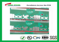 China LED Lights Single Sided PCB printed circuit board  FR4 1.6MM Providers