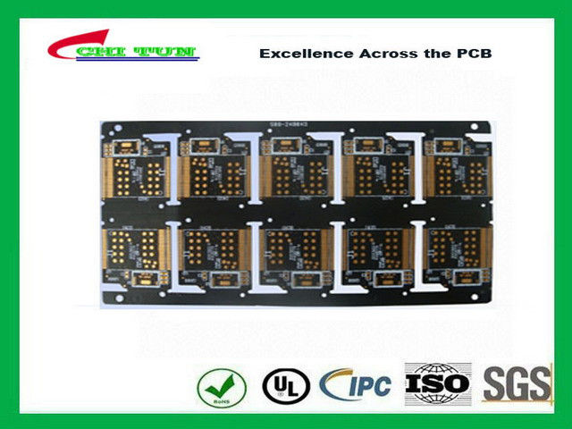 professional double side pcb fr4 tg170 0 2mm immersion gold blackdouble side pcb fr4 tg170 0 2mm immersion gold black solder mask circuit board