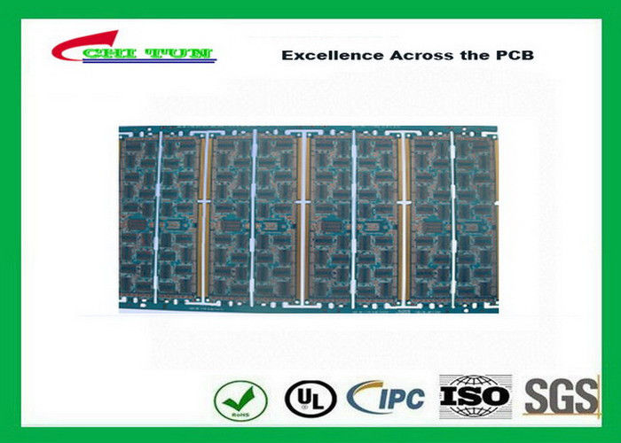professional multilayer quick turn pcb prototypes 4 layer fr4 1 2mm rh pcbboardfabrication com