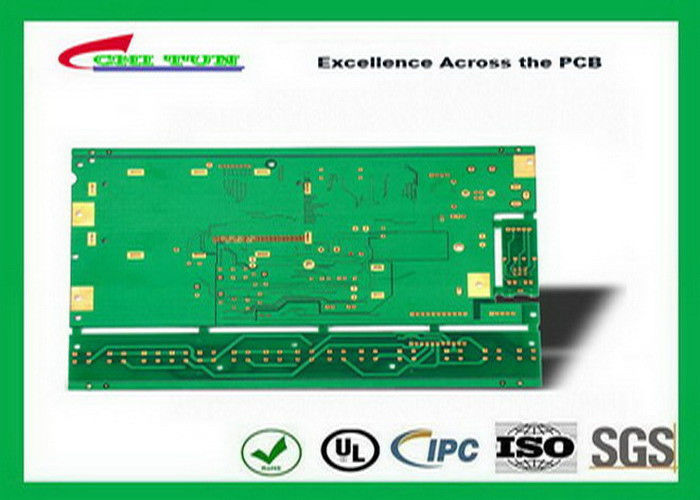 professional multilayer printed circuit board fr4 1 2mm immersionmultilayer printed circuit board fr4 1 2mm immersion gold green solder mask