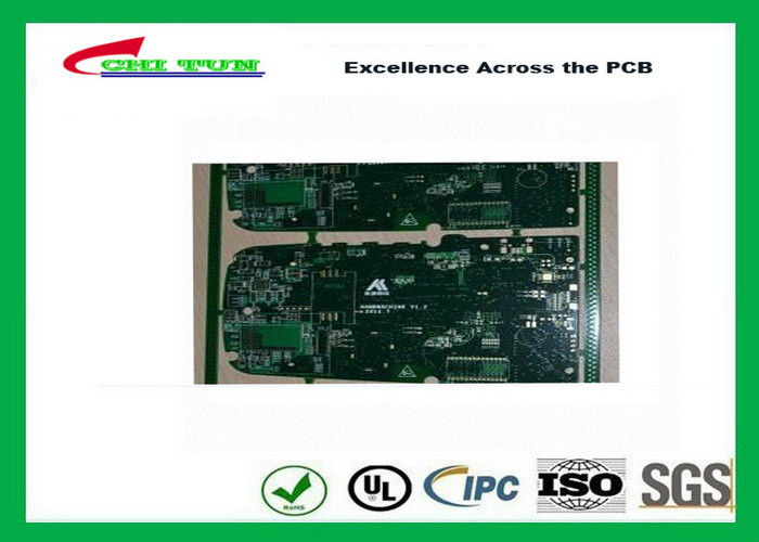 Professional High Speed PCB Design Multilayer PCB with Chem Gold and