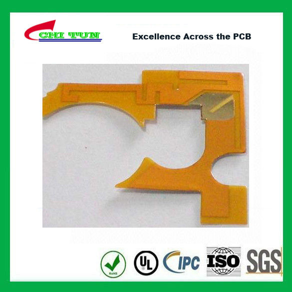 Professional IPC Standard Flexible PCB Thickness 1mil with