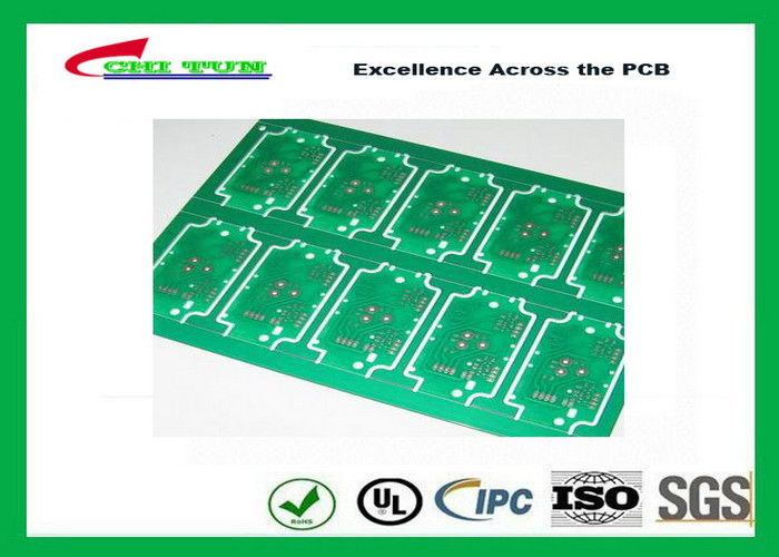 Professional RoHS Single Layer Custom Printed Circuit Board FR4 Lead