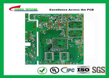 Good Quality PCB Fabrication 6L OSP Electronic PWB with Impedance Control 1.6mm Suppliers