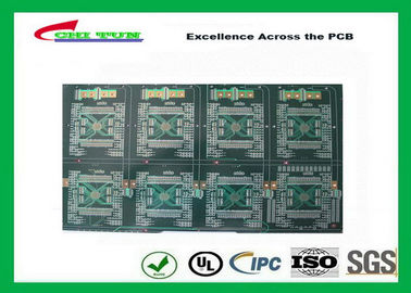 "Good Quality Professional Quick Turn PCB Prototypes FR-4 4.5MM Board Thickness Gold 50u"" Suppliers"