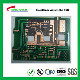 Good Quality 4 Layer PCB For Computer , FR4 1.6MM OSP Printed Circuit Board Assembly And SMT Suppliers