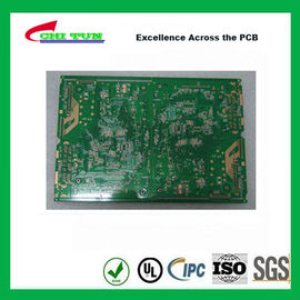 Good Quality 2L FR4 1.6mm OSP Quick Turn PCB Prototypes For Securit And Protection Suppliers