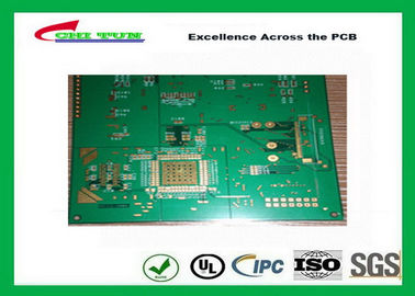 Good Quality 1.2mm Hole Size 0.2mm Quick Turn PCB Prototypes Assembly 6 Layer Hard Gold PCB Suppliers