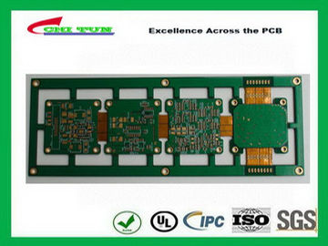 Good Quality Double Sided  PCB Design Rigid-Flexible Immersion Gold High Tg Material Suppliers
