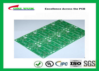 Good Quality Tamura Matte Green Single Sided PCB   1L FR4 1.6mm Immersion Gold PCB Suppliers