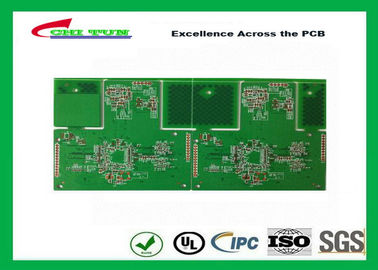 Good Quality PCB manufacturer supply Multilayer circuit board with 8 Layer Lead-free HASL Suppliers